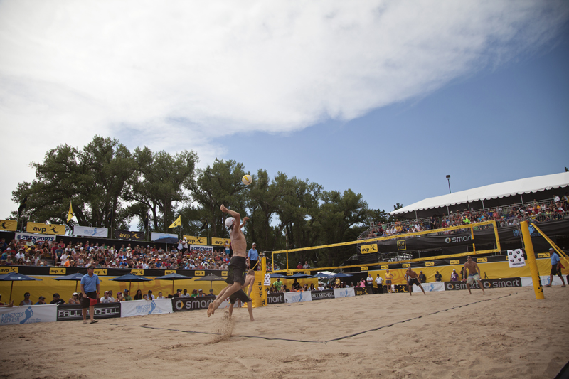 Salt Lake Open AVP Pro Beach Volleyball Picture Photography by Dave Neeley